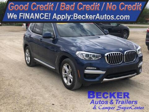 2019 BMW X3 for sale at Becker Autos & Trailers in Beloit KS