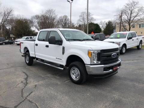 2017 Ford F-250 Super Duty for sale at WILLIAMS AUTO SALES in Green Bay WI
