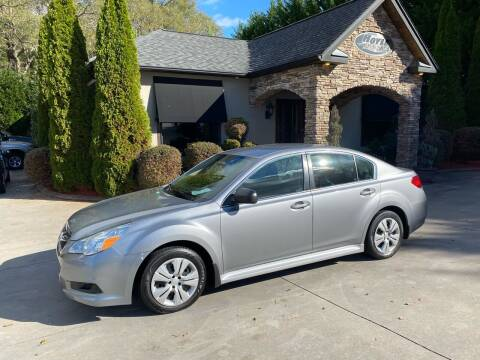 2011 Subaru Legacy for sale at Hoyle Auto Sales in Taylorsville NC