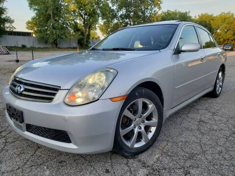 2006 Infiniti G35 for sale at Flex Auto Sales in Cleveland OH