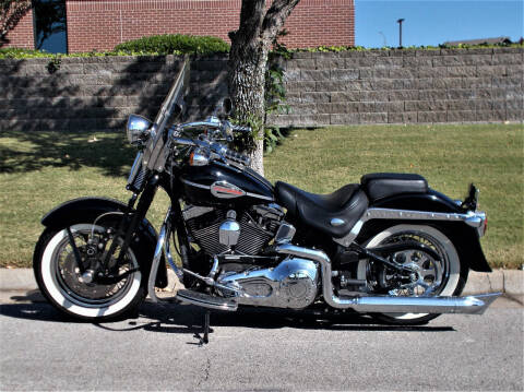2005 Harley-Davidson Springer Classic for sale at M G Motor Sports in Tulsa OK