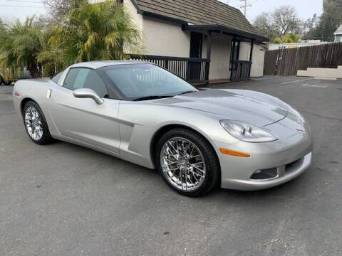 2008 Chevrolet Corvette for sale at Three Bridges Auto Sales in Fair Oaks CA