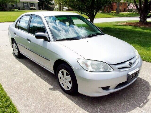 2005 Honda Civic for sale at Curry's Auto Sales in Nicholasville KY