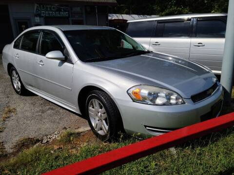 2012 Chevrolet Impala for sale at SMD Auto Sales in Kansas City MO