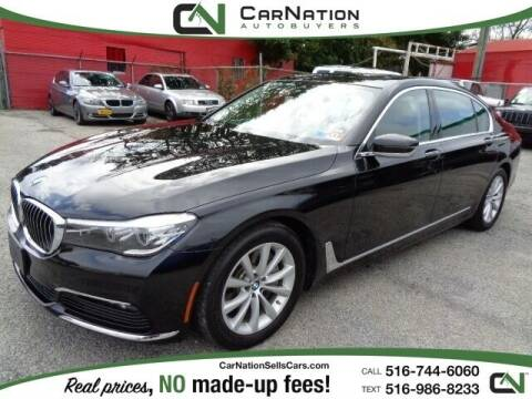 2018 BMW 7 Series for sale at CarNation AUTOBUYERS, Inc. in Rockville Centre NY