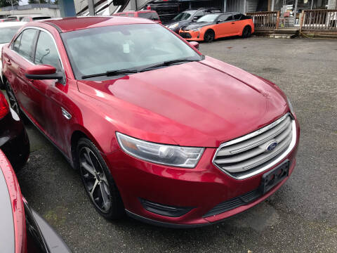 2015 Ford Taurus for sale at Autos Cost Less LLC in Lakewood WA
