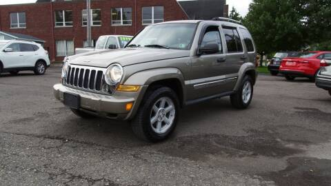 2005 Jeep Liberty for sale at Just In Time Auto in Endicott NY