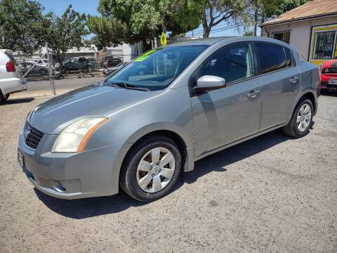 2008 Nissan Sentra for sale at Larry's Auto Sales Inc. in Fresno CA