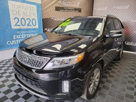 2014 Kia Sorento for sale at X Drive Auto Sales Inc. in Dearborn Heights MI