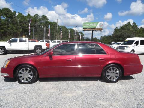 2006 Cadillac DTS for sale at Ward's Motorsports in Pensacola FL