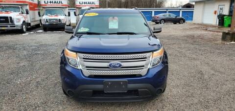 2012 Ford Explorer for sale at Wallers Auto Sales LLC in Dover OH