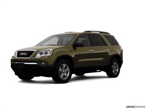 2007 GMC Acadia for sale at Jamerson Auto Sales in Anderson IN