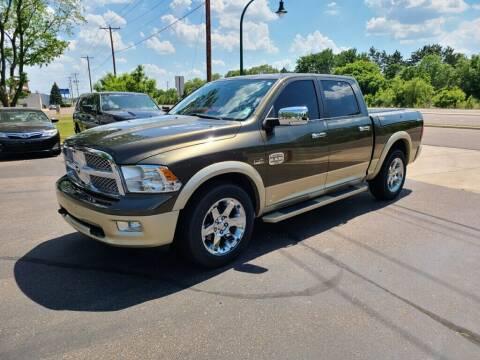 2012 RAM Ram Pickup 1500 for sale at Premier Motors LLC in Crystal MN