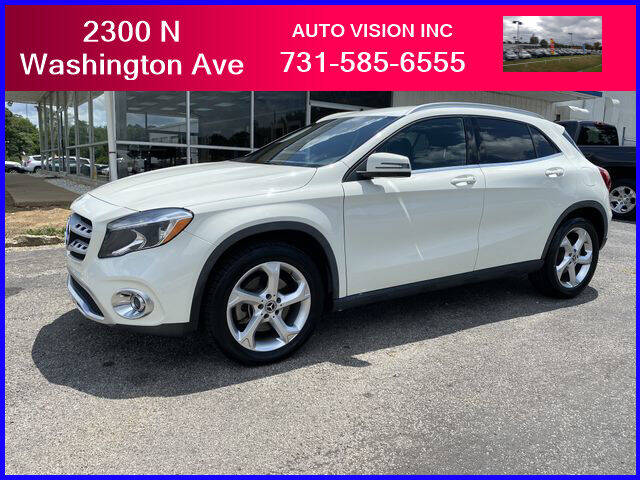 2018 Mercedes-Benz GLA for sale at Auto Vision Inc. in Brownsville TN