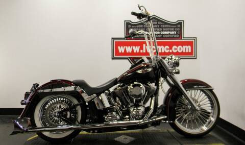 2014 Harley-Davidson SOFTAIL DELUXE for sale at Certified Motor Company in Las Vegas NV