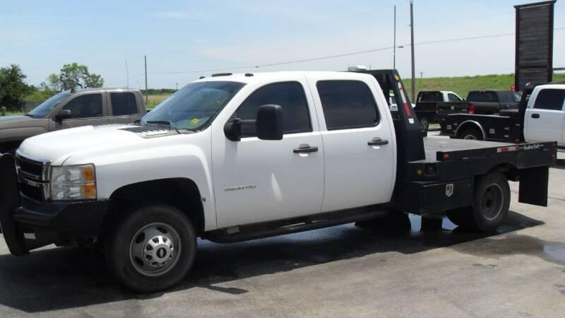 2012 Chevrolet Silverado 3500HD CC for sale at 277 Motors in Hawley TX