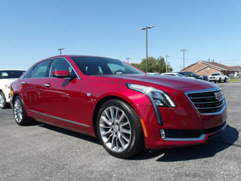 2018 Cadillac CT6 for sale at TAPP MOTORS INC in Owensboro KY