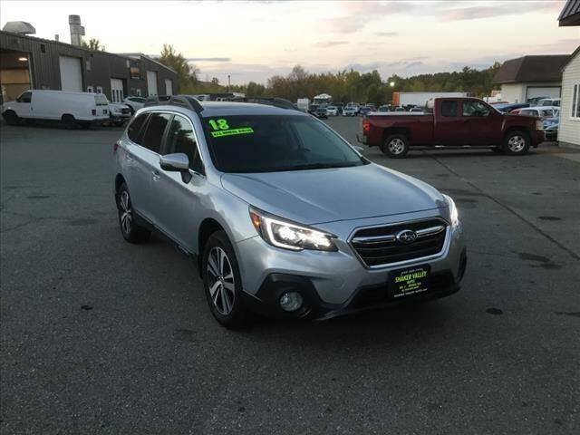 2018 Subaru Outback for sale at SHAKER VALLEY AUTO SALES - Late Models in Enfield NH