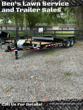 2022 Doolittle GT822014K for sale at Ben's Lawn Service and Trailer Sales in Benton IL