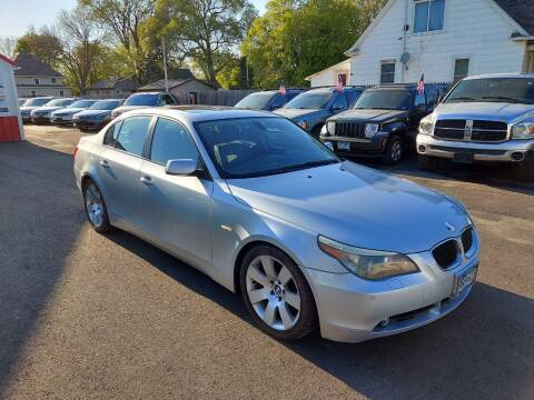 2004 BMW 5 Series for sale at Rochester Auto Mall in Rochester MN
