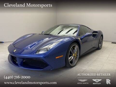 2019 Ferrari 488 GTB for sale at Drive Options in North Olmsted OH