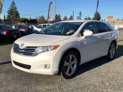 2009 Toyota Venza for sale at A & V AUTO SALES LLC in Marysville WA
