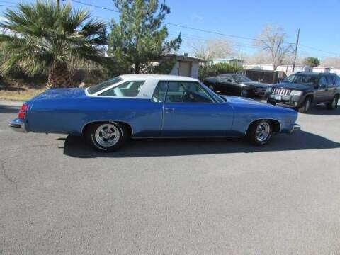 1974 Oldsmobile Delta Eighty-Eight for sale at Classic Car Deals in Cadillac MI