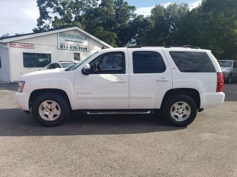 2009 Chevrolet Tahoe for sale at Linus International Inc in Tampa FL
