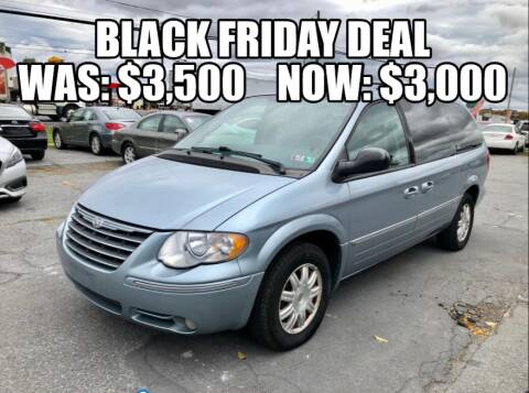 2005 Chrysler Town and Country for sale at AZ AUTO in Carlisle PA