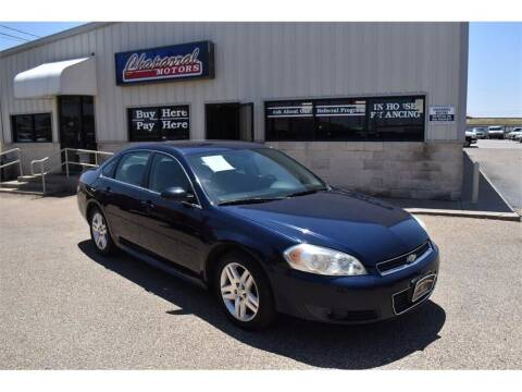 2010 Chevrolet Impala for sale at Chaparral Motors in Lubbock TX