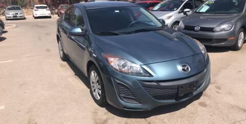 2010 Mazda MAZDA3 for sale at Legend Auto Sales in El Paso TX