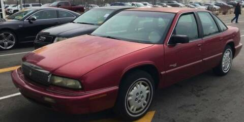 1995 Buick Regal for sale at D & J AUTO EXCHANGE in Columbus IN