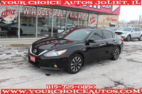 2016 Nissan Altima for sale at Your Choice Autos - Joliet in Joliet IL