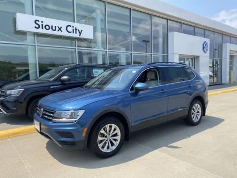2019 Volkswagen Tiguan for sale at Jensen's Dealerships in Sioux City IA