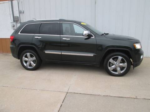 2011 Jeep Grand Cherokee for sale at Parkway Motors in Osage Beach MO