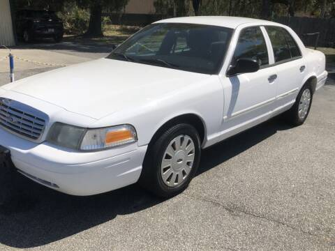 2011 Ford Crown Victoria for sale at Auto Cars in Murrells Inlet SC