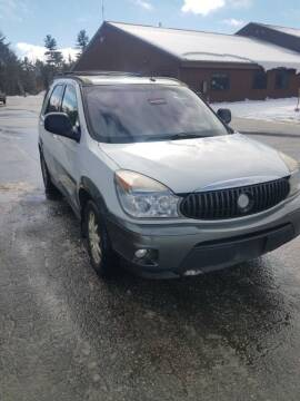 2005 Buick Rendezvous for sale at Jeff's Sales & Service in Presque Isle ME