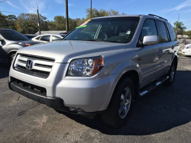 2008 Honda Pilot for sale at 4 Guys Auto in Tampa FL