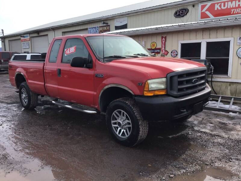 2000 Ford F-250 Super Duty for sale at Troys Auto Sales in Dornsife PA