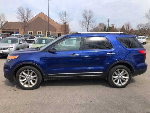 2013 Ford Explorer for sale at ROSSTEN AUTO SALES in Grand Forks ND