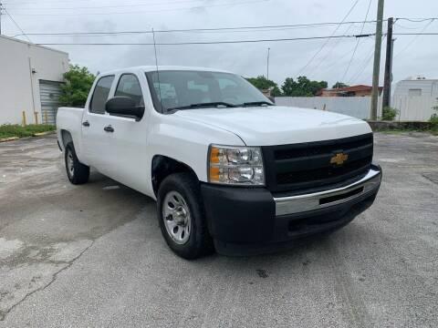 2013 Chevrolet Silverado 1500 for sale at MIAMI FINE CARS & TRUCKS in Hialeah FL