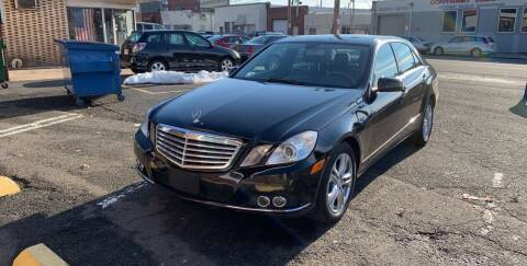 2011 Mercedes-Benz E-Class for sale at Frank's Garage in Linden NJ