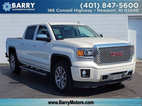 2015 GMC Sierra 1500 for sale at BARRYS Auto Group Inc in Newport RI