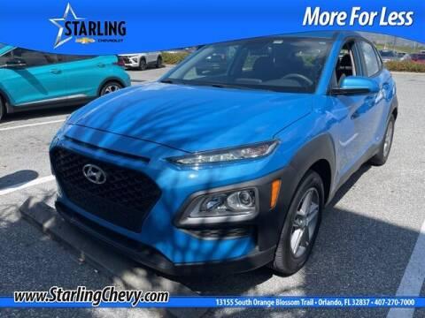 2019 Hyundai Kona for sale at Pedro @ Starling Chevrolet in Orlando FL