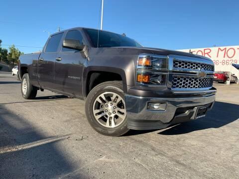 2014 Chevrolet Silverado 1500 for sale at Boktor Motors in Las Vegas NV