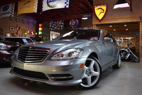 2011 Mercedes-Benz S-Class for sale at Chicago Cars US in Summit IL