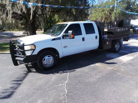2011 Ford F-350 Super Duty for sale at TIMBERLAND FORD in Perry FL