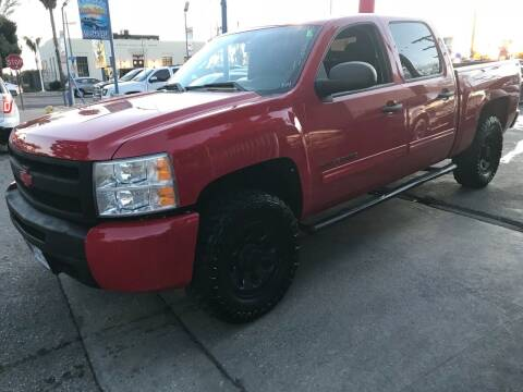 2011 Chevrolet Silverado 1500 for sale at LA PLAYITA AUTO SALES INC - 3271 E. Firestone Blvd Lot in South Gate CA
