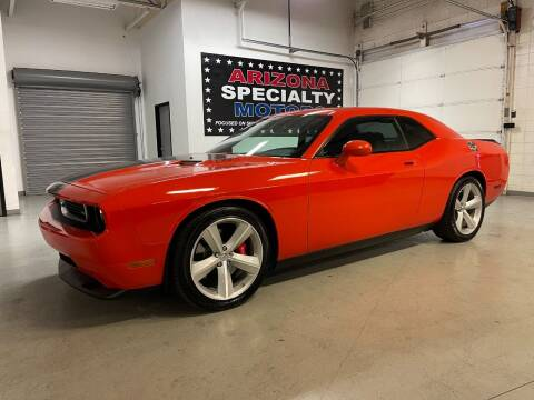2008 Dodge Challenger for sale at Arizona Specialty Motors in Tempe AZ