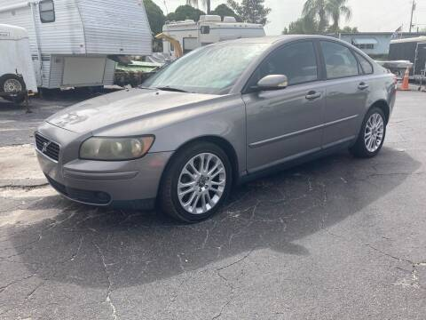 2005 Volvo S40 for sale at Low Price Auto Sales LLC in Palm Harbor FL